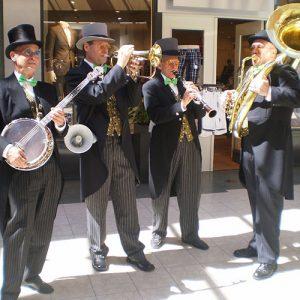 Dickens band huren