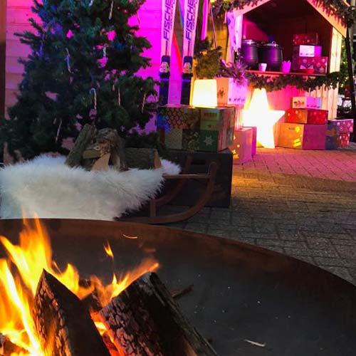 kerstborrel decoratie