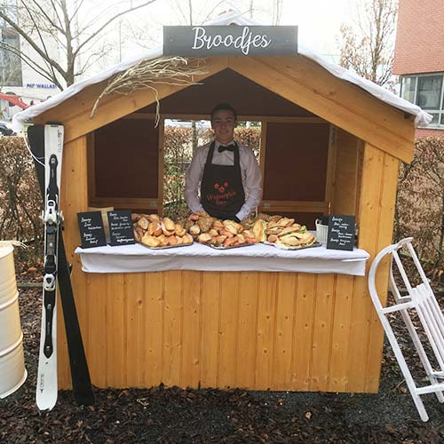 Belegde broodjes winter lunch catering
