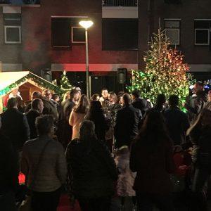 glühwein uitdelen kerstmarkt compleet