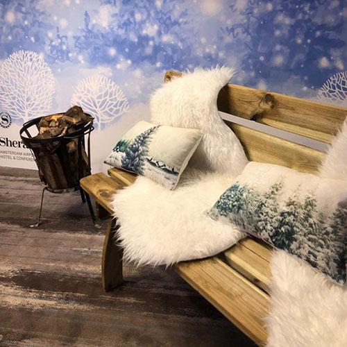 Winter decoratie kerst extra