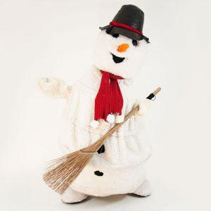Sneeuwpop inhuren