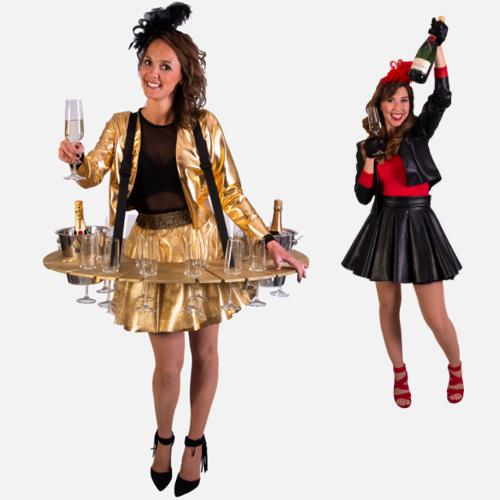 tafeldame champagne