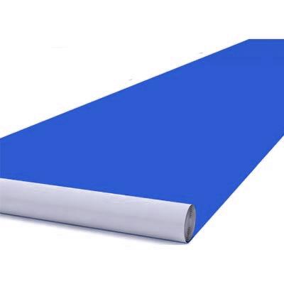 blauw tapijt loper bedrijfsevenement